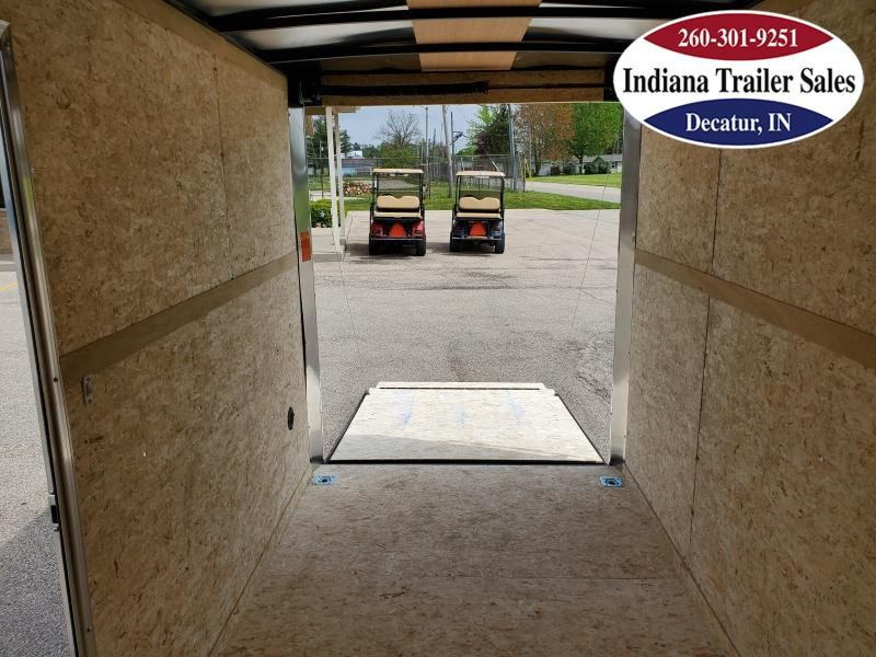 2021 Pace American 6x12 PSCBC6.0X12SI2 Enclosed Cargo Trailer