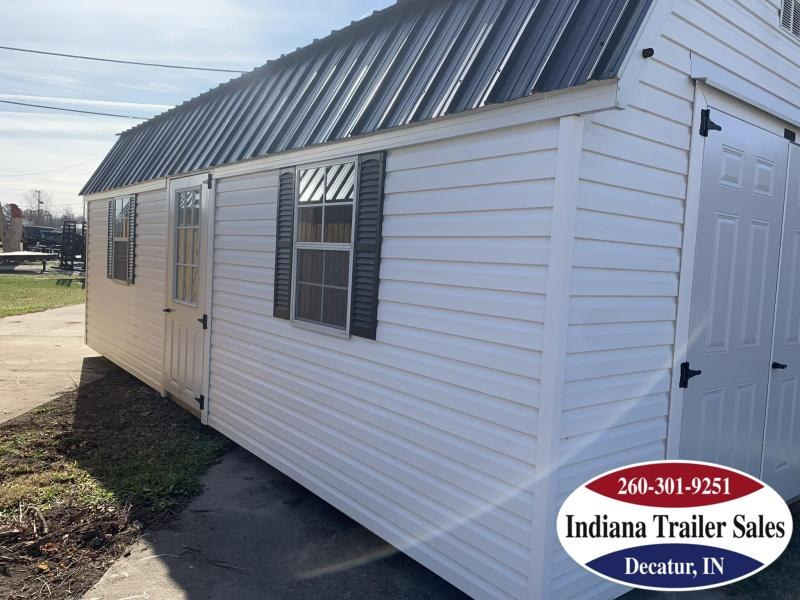 2016 Sheds Direct 12x24 - Vinyl Barn - IN2107