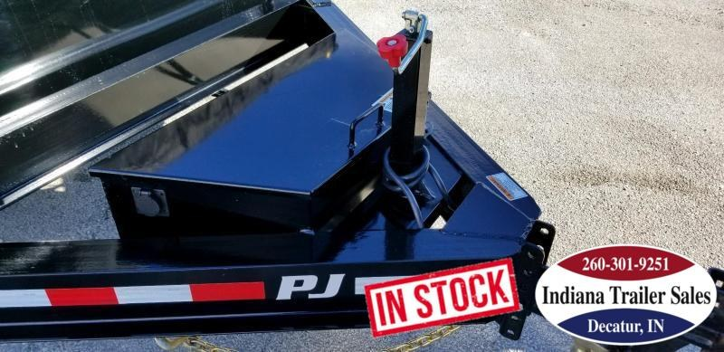 2020 PJ Trailers 83x16 DL162 Dump Trailer