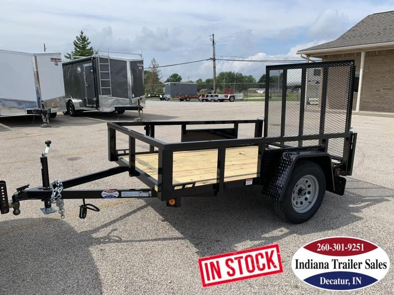 2020 Quality Steel and Aluminum 5x8 - 628AN3.5KSA Utility Trailer
