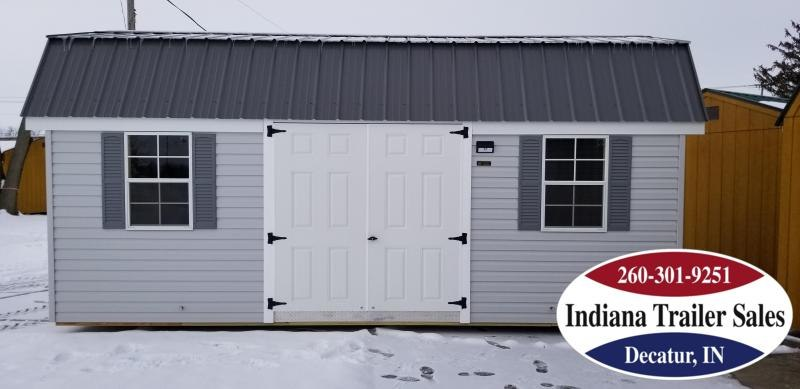 2020 Sheds Direct Vinyl Barn - 10x20 - The Roosevelt - IN22900720-T05