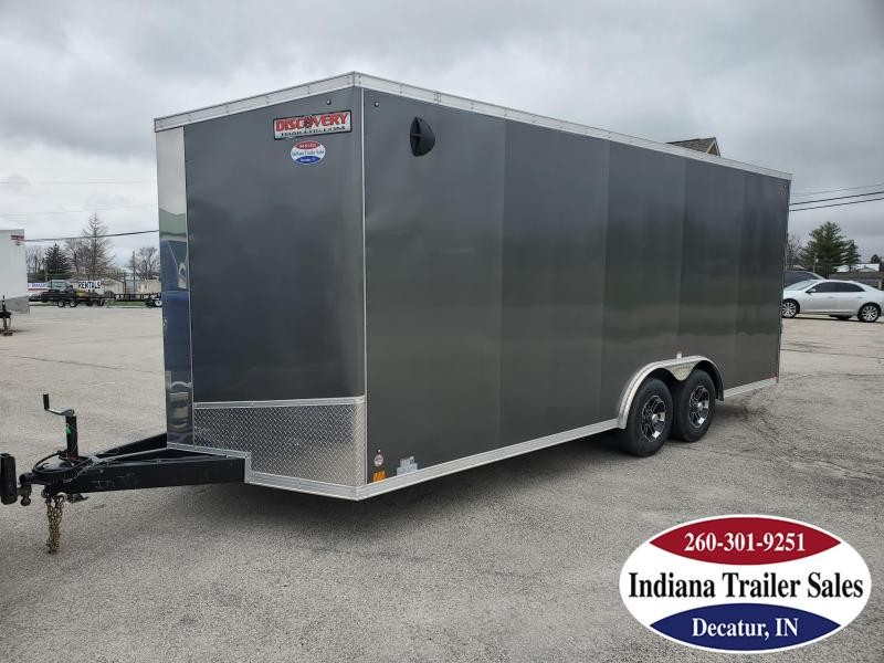 2020 Discovery Trailers 8.5x20 DCH8.520TA3 Enclosed Cargo Trailer