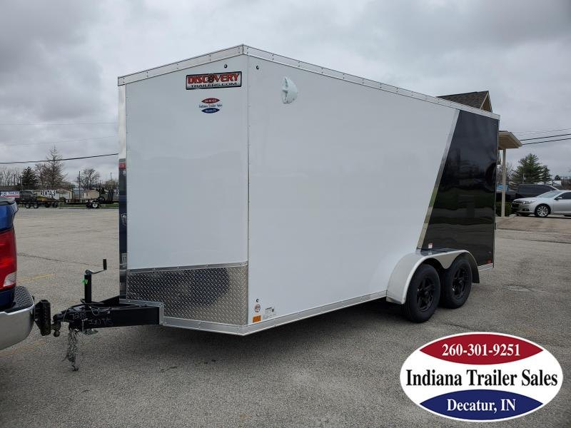 2021 Discovery Trailers DRSE716TA2 Enclosed Cargo Trailer