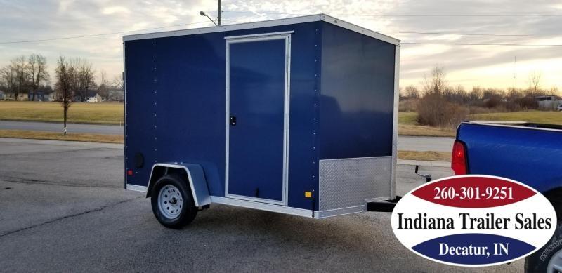 2020 Darkhorse Cargo - 6.5x10 - DHW6.5X10SA30 Enclosed Cargo Trailer