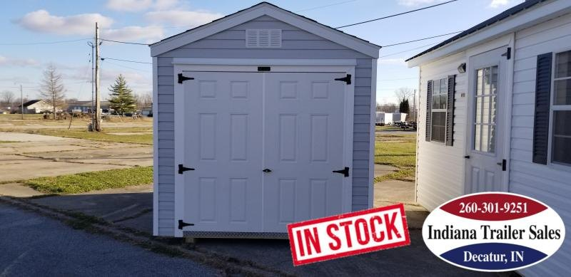 2019 Sheds Direct - 8x12 - Vinyl Standard Utility Shed - IN2268219-T13