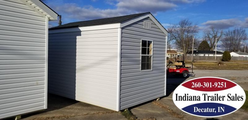 2019 Sheds Direct - 8x12 - Vinyl Standard Utility Shed - IN22684219-T13