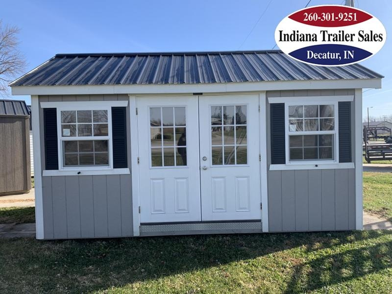 2017 Sheds Direct 10x16 Cottage Shed - IN209643