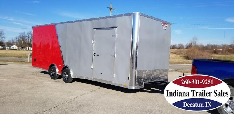 2020 Discovery Trailers 8.5x26 DCH8.526TA3 Enclosed Cargo Trailer