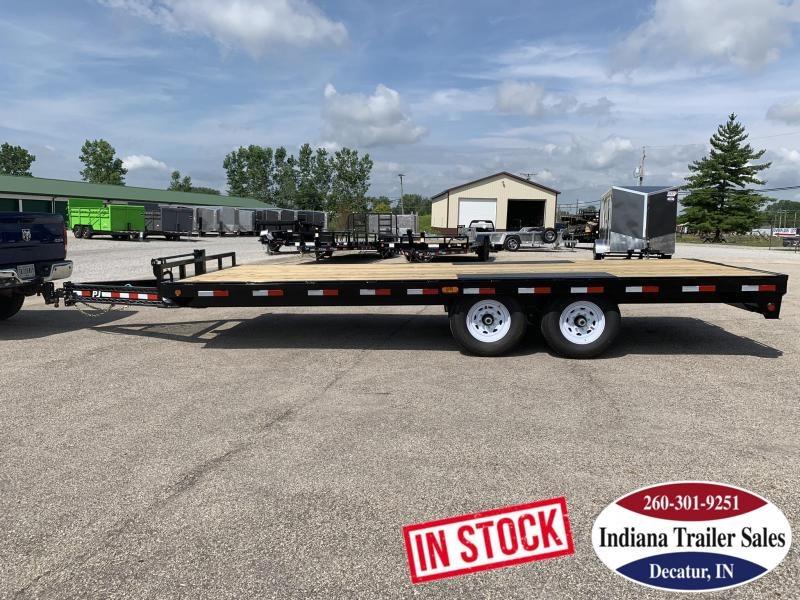 2020 PJ Trailers F8202 - 96X20 Equipment Trailer