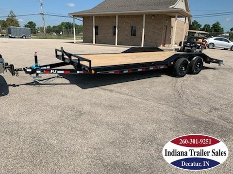 2020 PJ Trailers B5222 Car / Racing Trailer
