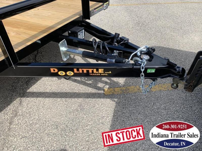 2019 Doolittle Trailer Mfg UT84X167K Utility Trailer