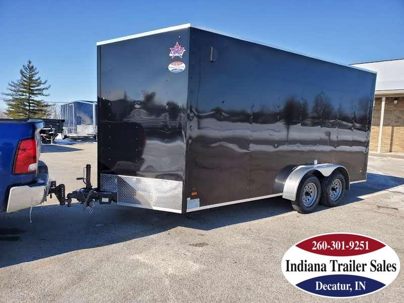 2020 US Cargo 7x16 ULAFT716TA2 Enclosed Cargo Trailer
