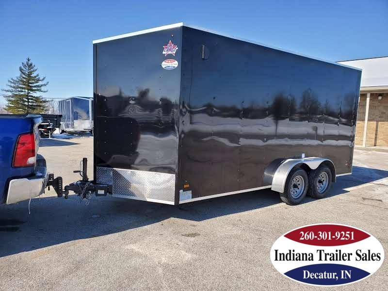 2020 US Cargo 7x16 ULAFT716TA2 Enclosed Cargo Trailer