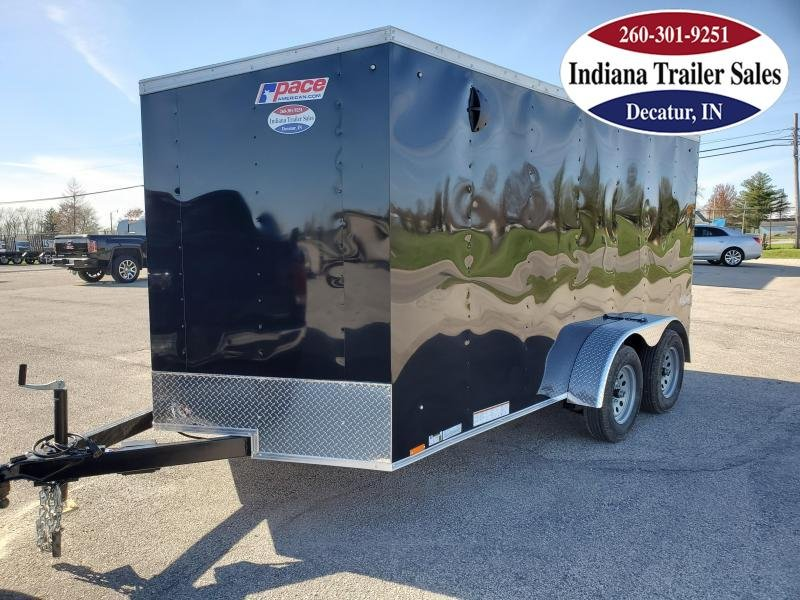 2021 Pace American 7x14 PSCAB7.0X14TE2FF Enclosed Cargo Trailer