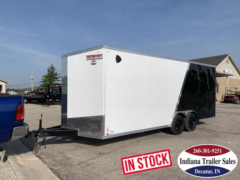2020 Discovery Trailers DCH8.5x20TA3 Enclosed Cargo Trailer