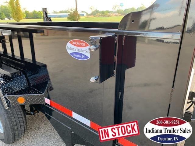 2020 Quality Steel and Aluminum 6x12 7212D12K Dump Trailer