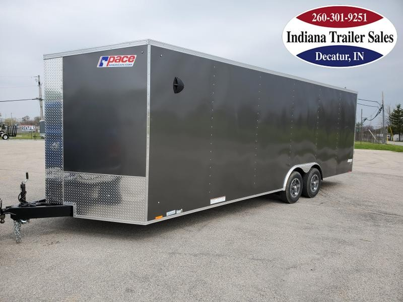 2021 Pace American 8.5x24 PSABC8.5X24TE3FF Enclosed Cargo Trailer