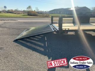 2020 Quality Steel and Aluminum 82x14 - 8214AN3.5KSA Utility Trailer