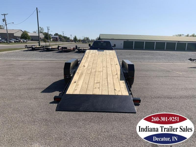2020 PJ Trailers 83x20 TF202 Equipment Trailer - Tilt