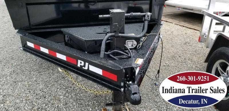 2020 PJ Trailers 83x14 DL142 Dump Trailer