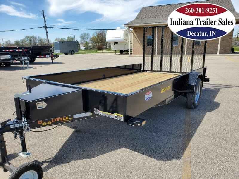 2020 Doolittle Trailer Mfg 84x14 SS Series Utility Trailer