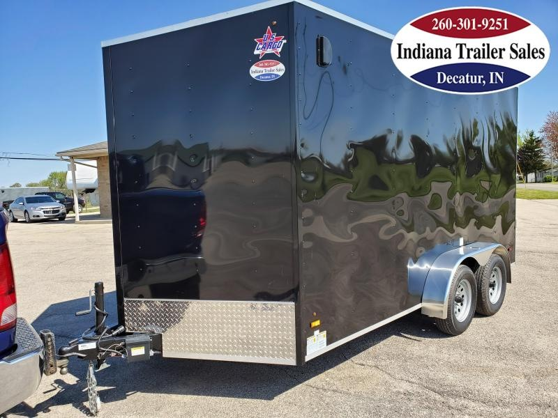 2021 US Cargo 7x14 ULAFTX714TA2 Enclosed Cargo Trailer