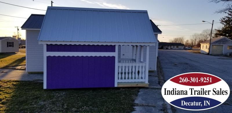 2020 Sheds Direct 8x12 Candyland Clubhouse - IN22515019-S1