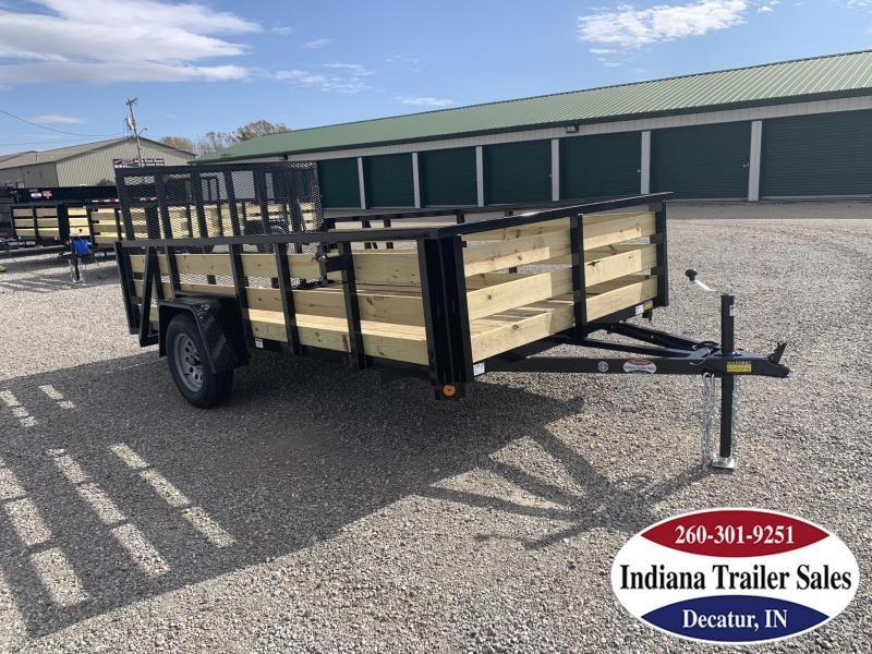 2020 Quality Steel and Aluminum 82x12 - 8212AN3.5KSA Utility Trailer