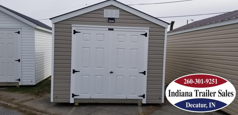 2019 Sheds Direct 10x16 Vinyl Standard - IN22773119-T01