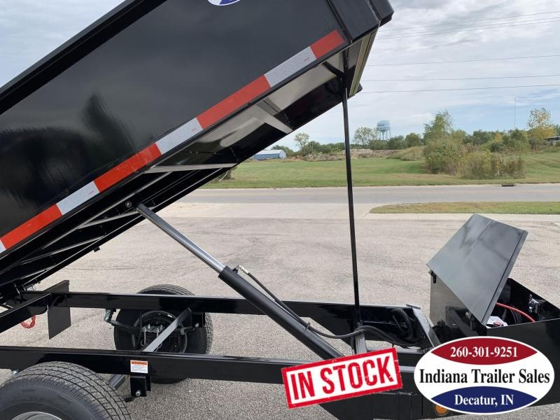 2020 Quality Steel and Aluminum 6010DO6K Dump Trailer
