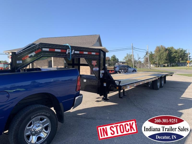 2020 PJ Trailers LY322 Equipment Trailer