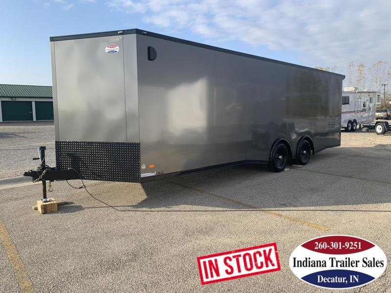 2020 Bravo Trailers 8.5x24 SC8524TA3 Enclosed Cargo Trailer