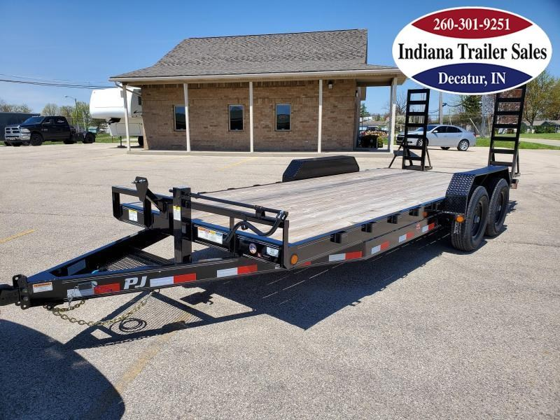 2020 PJ Trailers 83x20 CC202 Equipment Trailer