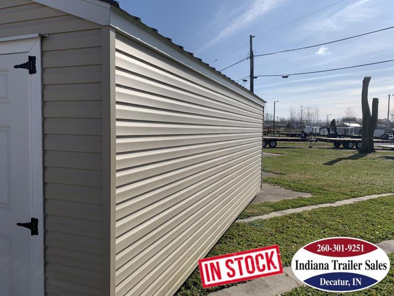2019 Sheds Direct - Vinyl Standard Vinyl Building 10x20 - IN22032219
