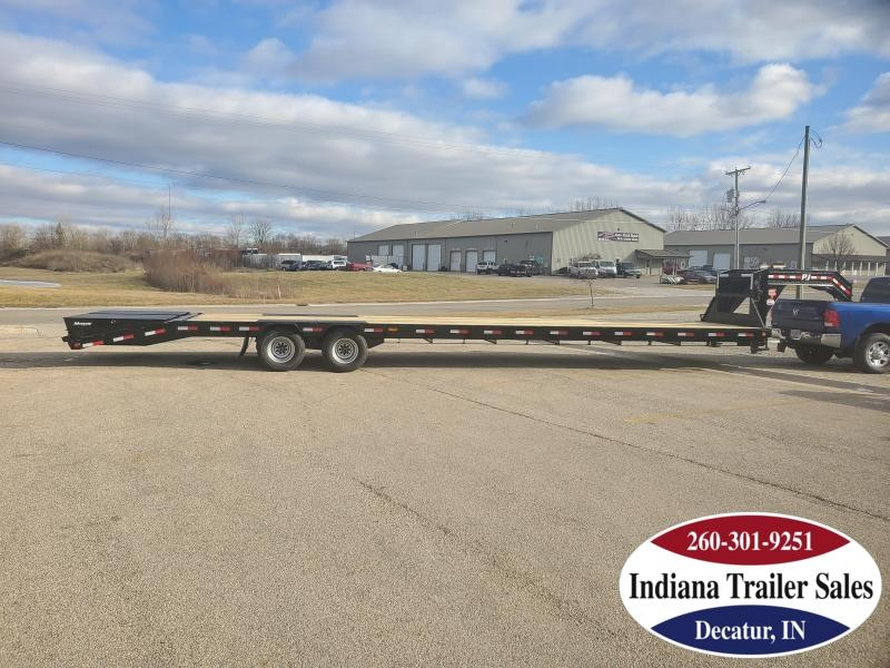 2020 PJ Trailers LD402 102x40 Equipment Trailer