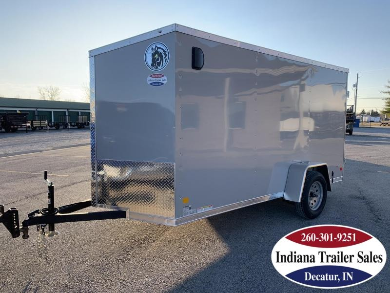 2020 Darkhorse Cargo - 6x12 - DHW6X12SA30 Enclosed Cargo Trailer