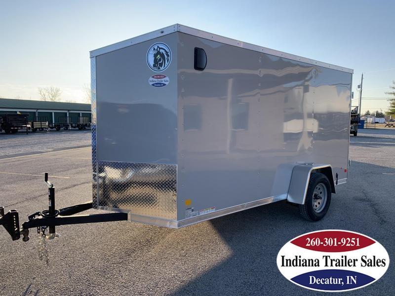 2020 Darkhorse Cargo - 6x12 - DHW6X12SA30 Enclosed Cargo Trailer