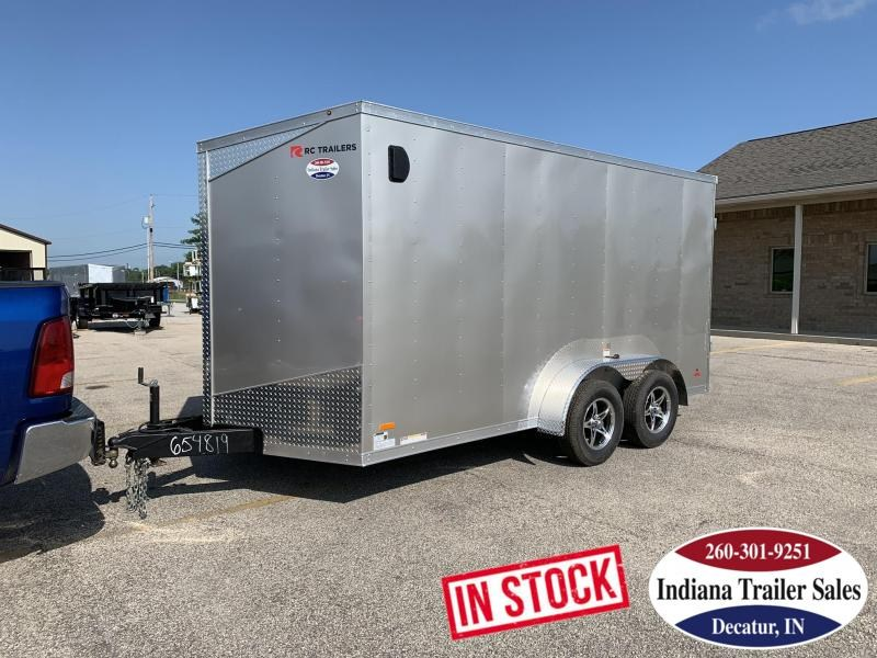 2020 RC Trailers RDLX7x14TA2 Enclosed Cargo Trailer