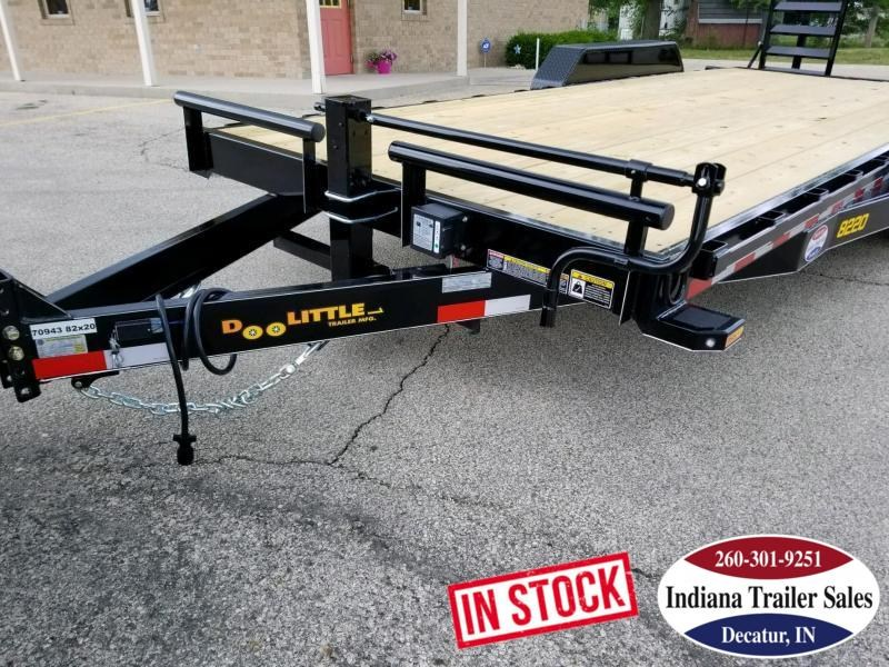 2019 Doolittle Trailer Mfg XT82x2014K Equipment Trailer