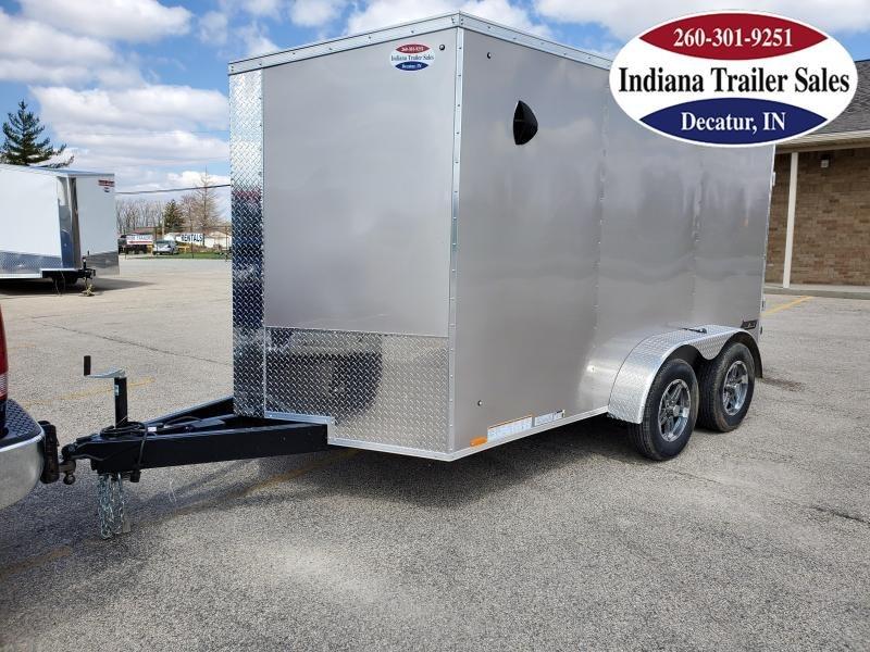 2021 Pace American 7x12TA2 PSCBC7.0x12TE2FF Enclosed Cargo Trailer