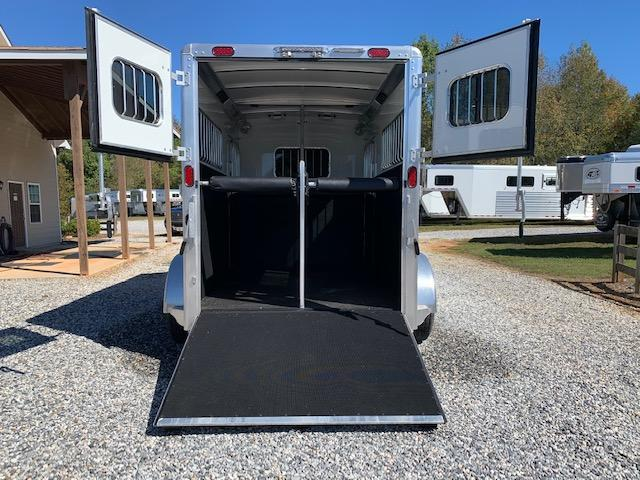 2020 Cimarron 2 Horse Straight Load Bumper Pull XL