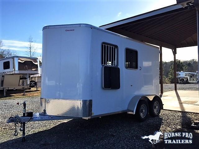 2021 Kiefer Manufacturing Kruiser Horse Trailer