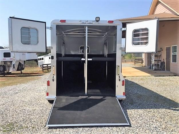 2020 4-Star Deluxe 2 Horse Straight Load Gooseneck w/QUIET RIDE & WERM FLOORING!