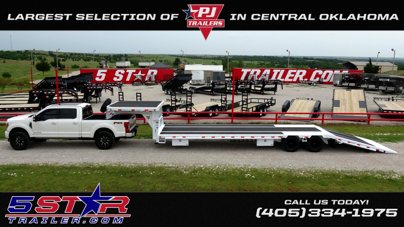 2020 PJ Equipment Trailers