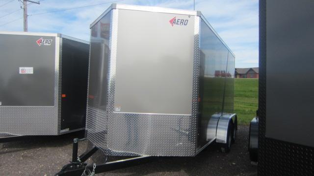2020 AERO 7X14 V Enclosed Cargo Trailer