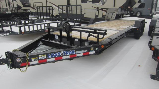 2020 Load Trail 83x22 Tilt-N-Go Tandem Axle Flatbed Trailer