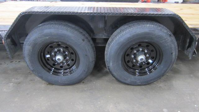 2020 Load Trail 83x22 Tilt-N-Go Tandem Axle Flatbed Trailer