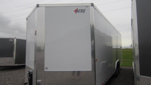 2020 AERO 8.5X24 V Enclosed Cargo Trailer