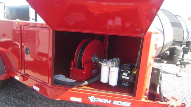2020 Farm Boss FB990 Fuel Trailer