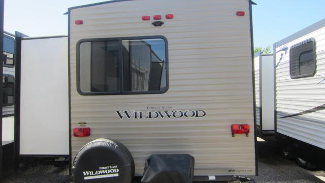 2019 Wildwood 32BHDS Travel Trailer